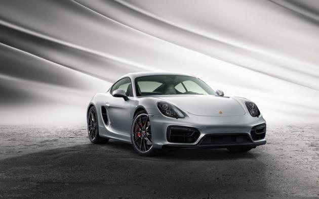 2016 Porsche Cayman for Real Race