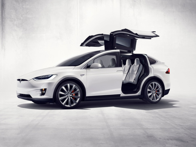 Tesla says Model X involved in fatal crash was on Autopilot